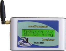 دستگاه ثبت دما سری DS30