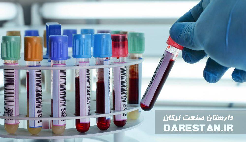 ثبت و کنترل دمای نمونههای آزمایشگاهی