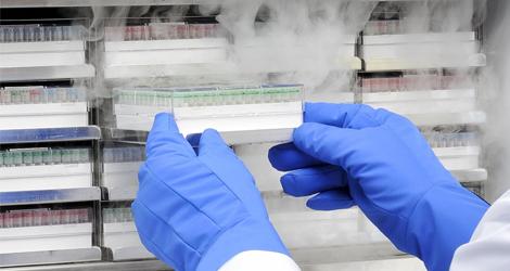 کنترل دمای یخچال دارویی
