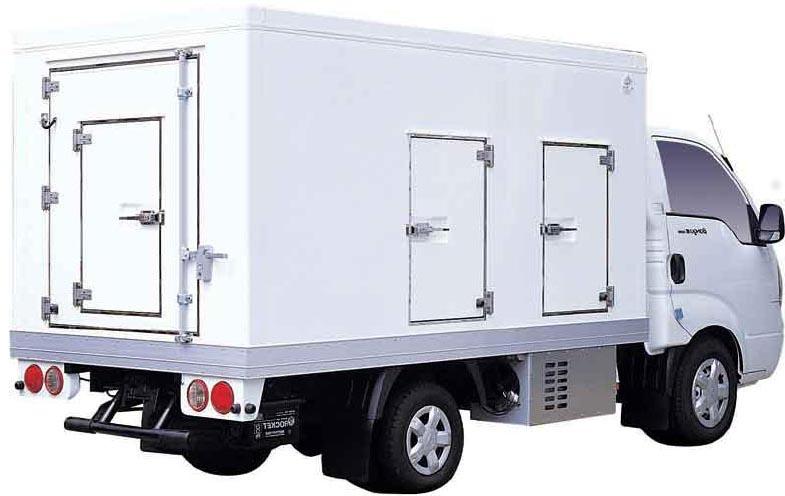 دیتالاگر دما و رطوبت ویژه خودروهای حمل دارو