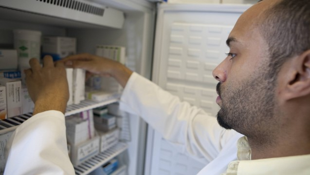 دیتالاگر ثبت دما و ثبت رطوبت یخچال دارویی