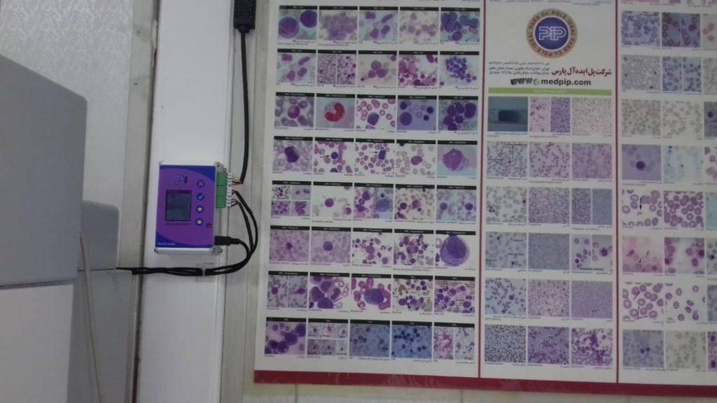 دیتالاگر آزمایشگاهی