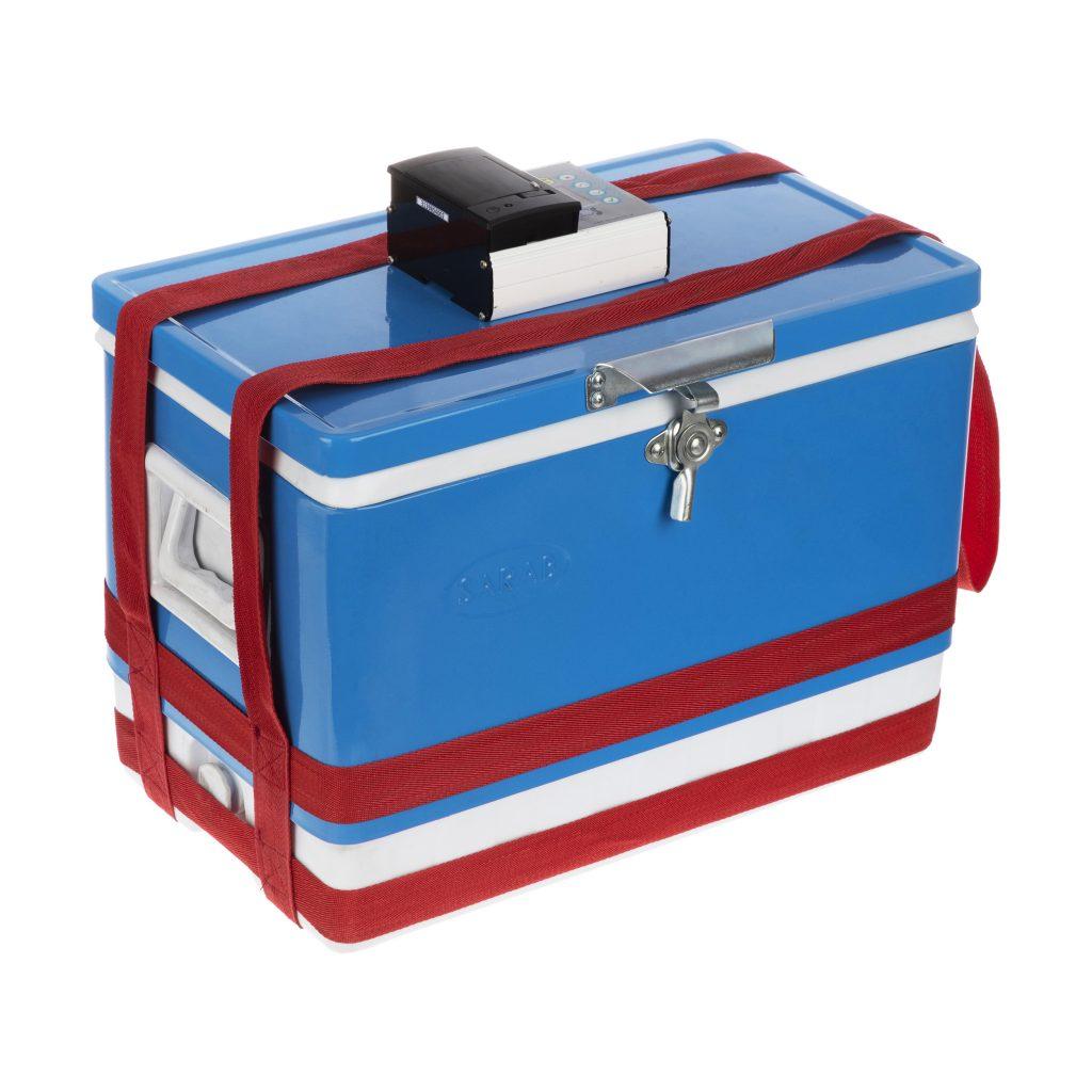 کول باکس حمل خون و فرآوردهای خونی